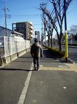 初詣 歩き始め 呑み太郎