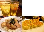 久しぶり的な正月の酔いどれ放浪記 秀味園 ジャスミンハイ&魯肉飯&餃子