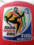 南アフリカ大会の帽子�A