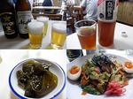 【B.B団】 揚げMenは熱海がお好き(屮゜Д゜)屮 すみのや ビール&烏龍茶&お通し&坦々焼きそば