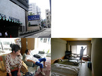 【B.B団】 揚げMenは熱海がお好き(屮゜Д゜)屮 今日の寝床…ニューフジヤホテル