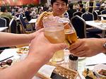 【B.B団】 揚げMenは熱海がお好き(屮゜Д゜)屮 乾杯!
