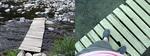 居酒屋『川』15.06 王様の権限で弾丸ツアー(v^ー°)  橋が出来とる・・・