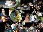 居酒屋『川』14.07 野外生活MT会で行く、ナイトピクニック(*´∇`)σ おとんコレクション