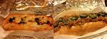 夏の休みの過ごし方 American Bar BASIL 明日の小河童の朝食でおみやにしたチーズドック&バジルトマトドック