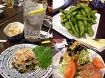【B.B団】 の長老から、誘われて�B… 玉河 酎ハイ&枝豆&茄子漬け&サラダ