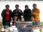 【B.B団】 忘年会15  居酒屋『川』 宴の次の日 お疲れ写真
