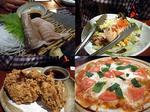 【泥酔友の会】忘年会15 イカ刺&コブサラダ&鶏唐