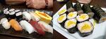 【SSR会】2014ラストの忘年会 すし市場 バンちゃん寿司&喰う子たくあん・納豆巻き