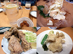 【SSR会】2014ラストの忘年会 庄や 酎ハイ&チーズ奴&鶏唐&鶏天